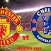 مباراة مانشستر يونايتد ضد تشيلسى فى الدورى الانجليزى الممتاز