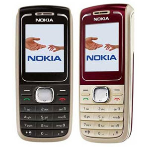 Spesifikasi Handphone Nokia 1650
