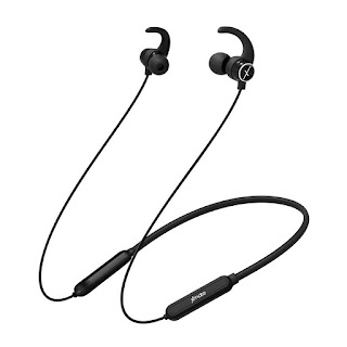 With Mic : Yes Frequency range: 20 Hz-20 kHz Driver size: 14.2 mm drivers Noise cancellation: Yes Battery life: 7.5 hours Full charge time: 2 hours Weight: 27.2 grams Model: 2019 Warranty: 1 Year