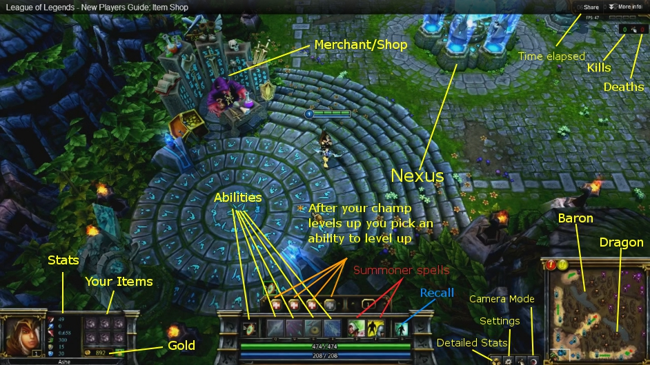 League Of Legends: Review + Starting Guide (Free PC GAME