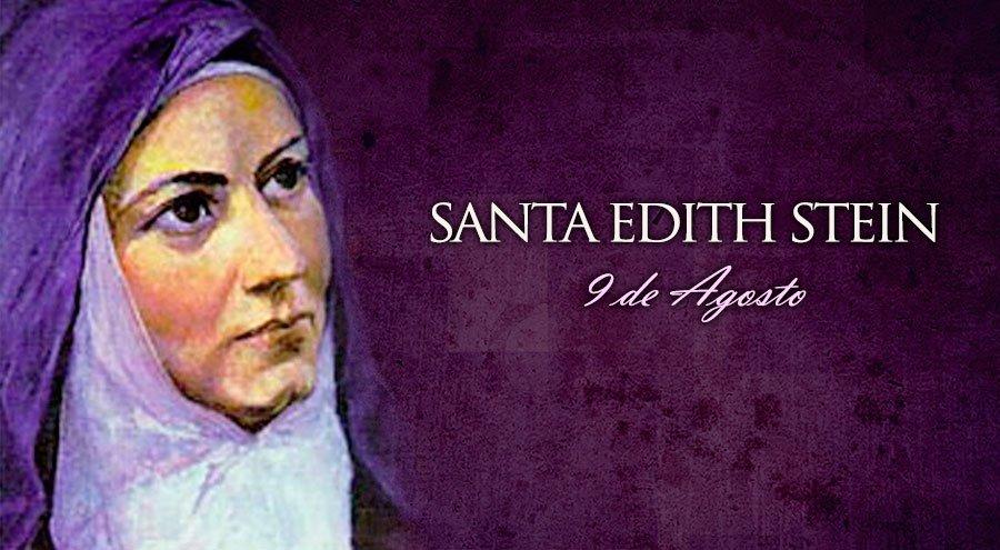 Imagenes Religiosas Santa Teresa Benedicta De La Cruz Edith