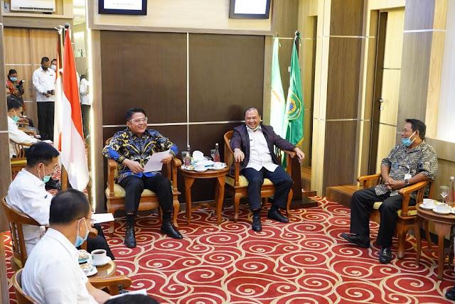 Gubernur Herman Deru Tunjuk Enam Cabor Popnas 2021 untuk Provinsi Babel