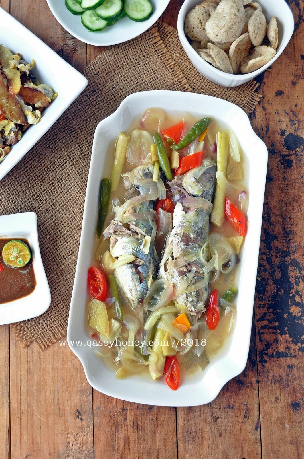 resepi ikan selar masak lemak cili api resep masakan khas Resepi Ikan Selar Kuning Masak Lemak Cili Api Enak dan Mudah