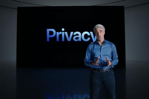 Apple プライバシー WWDC21