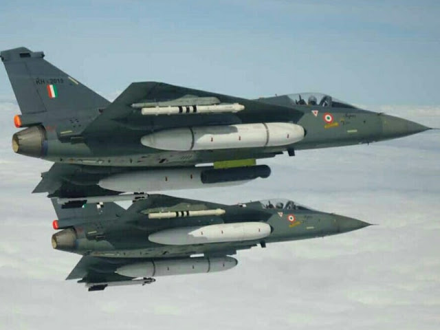 India Successfully Tests Air Refueling Tejas Mk1A