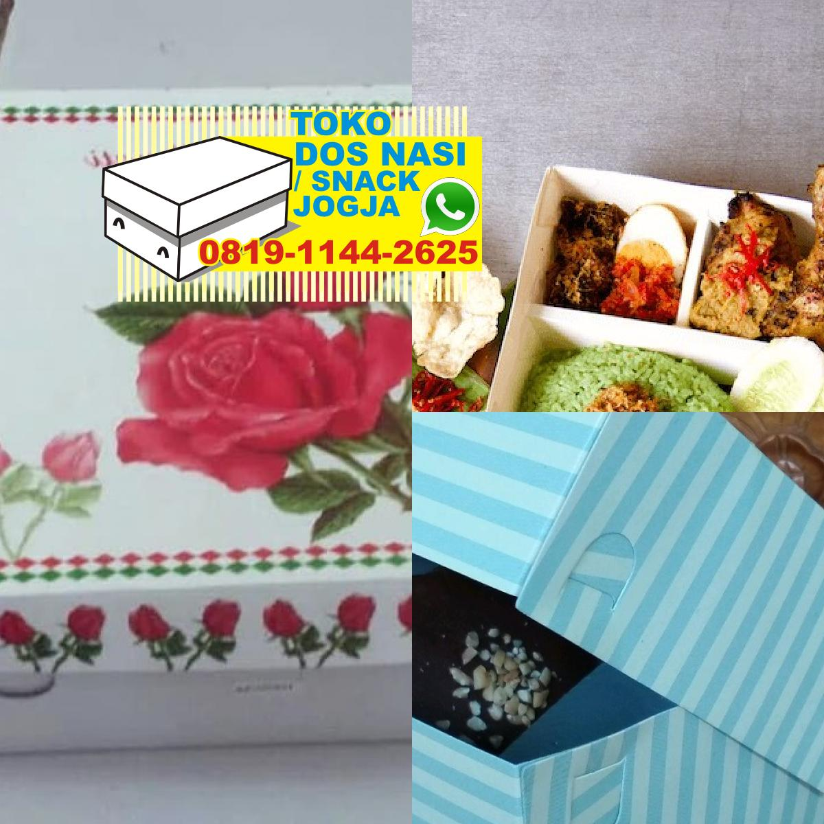 Pesanan Snack Box Jogja - 0819~1144~2625 (WA) desain kotak ...