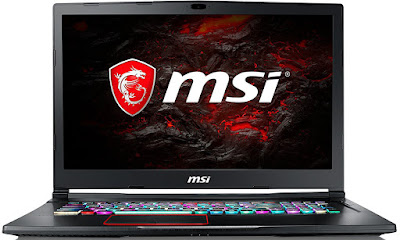 MSI GE73VR 7RE-203XES