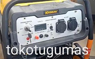 Genset Krisbow 3800W