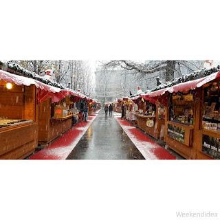 Villaggio di Natale dal 17 novembre al 26 dicembre Bergamo