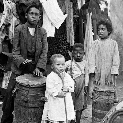 Afroargentinos Archivo General de la Nación 1908
