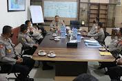Polres Pandeglang Terima Kunker Tim Asistensi dan Supervisi SOPS Mabes Polri