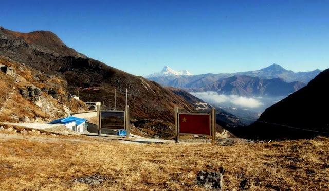 Image Attribute: India - China Border, NathuLa Pass / Source: Wikimedia Commons