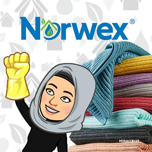 Jenis Kain Norwex