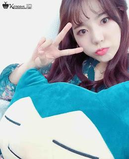 Foto Selfie Sunny SNSD Girls Generation Terbaru