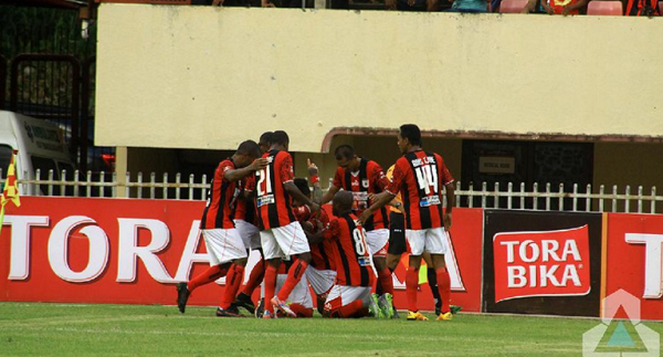 Apa Kabar Persipura Jayapura, Tim Spesialis Liga