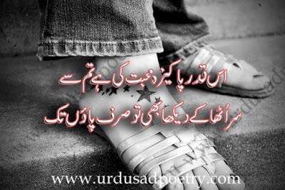 Is Qadr Pakeezah Mohabbat Ki Hay Tum Se