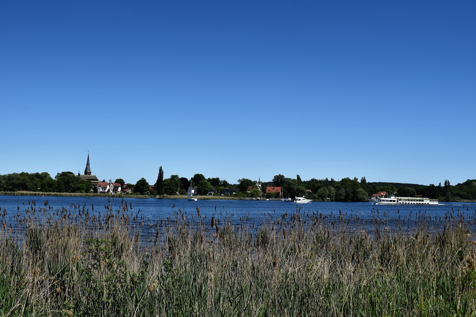 Ilana Travels The Day I Fell In Love With Werder An Der Havel