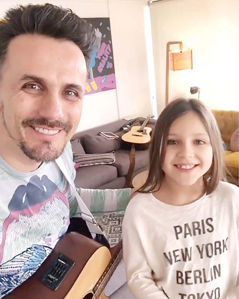 Sergio Lagos cuenta cómo su hija llegó a su nuevo programa