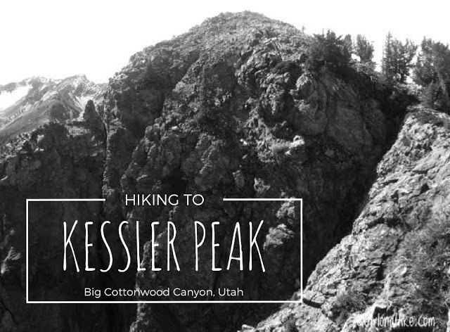 Hiking to Kessler Peak, The 6 Steepest Hikes in the Wasatch Mountains,. Utah peak baggers, Wasatch peak baggers, hiking in the Wasatch