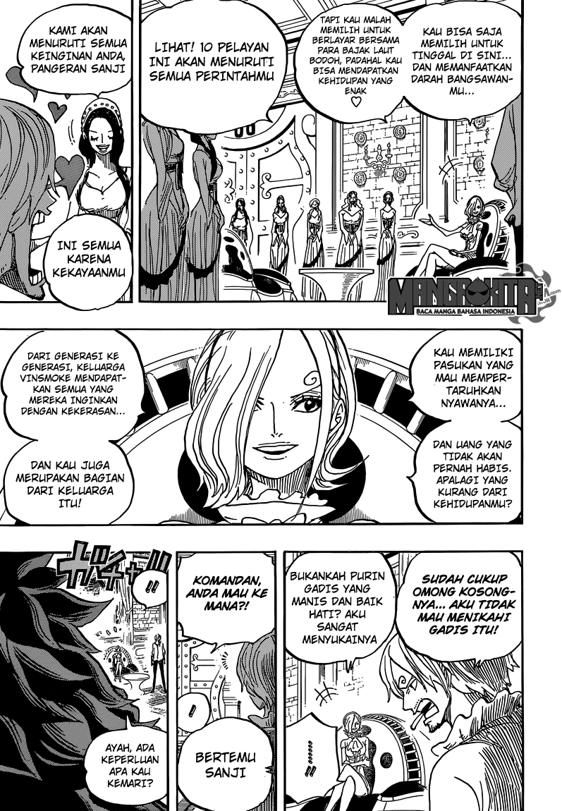 One Piece Chapter 832-18