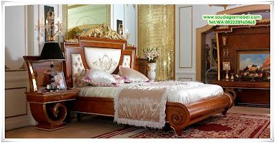 Kamar Tidur Mewah Lady Rose
