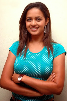 Telugu actress Bhavana latest images
