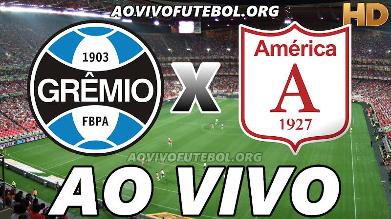 Grêmio x América de Cali Ao Vivo Online HD