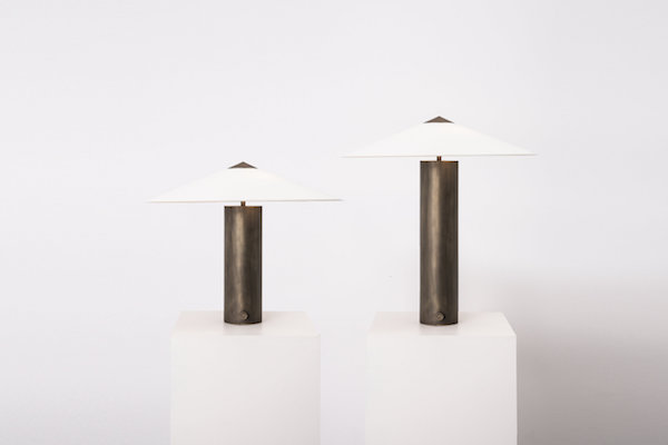 lighting and furniture by New York Coil + Drift