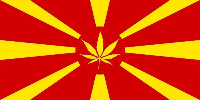 Gesetzentwurf zur Legalisierung von Cannabis in Makedonien