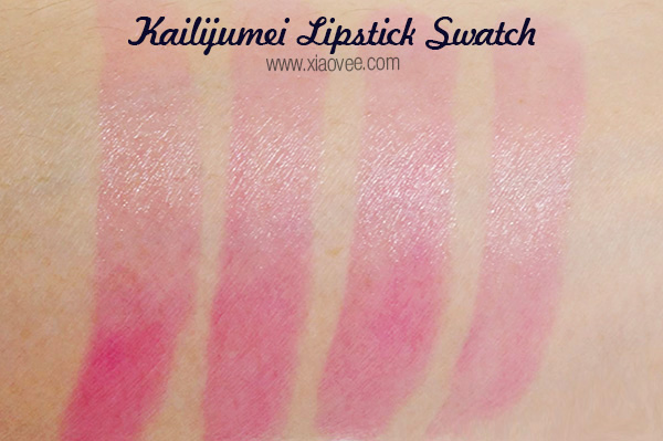 Kailijumei Lipstick Review, Kailijumei Flower Jelly Lipstick Review, Flower Jelly Review, Review lipstik kailijumei, review lipstick kalijumei, review lipstik jelly bunga, review Kailijumei bahasa indonesia, dimana beli lipstik Kailijumei yang original dan murah