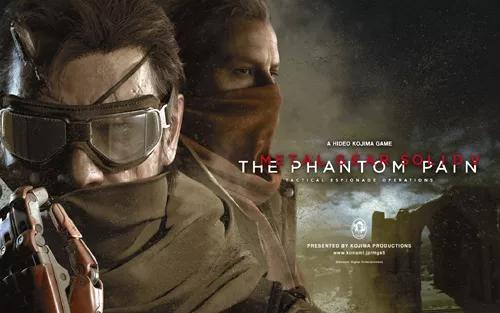 Metal Gear Solid V: The Phantom Pain Standalone Game Komputer