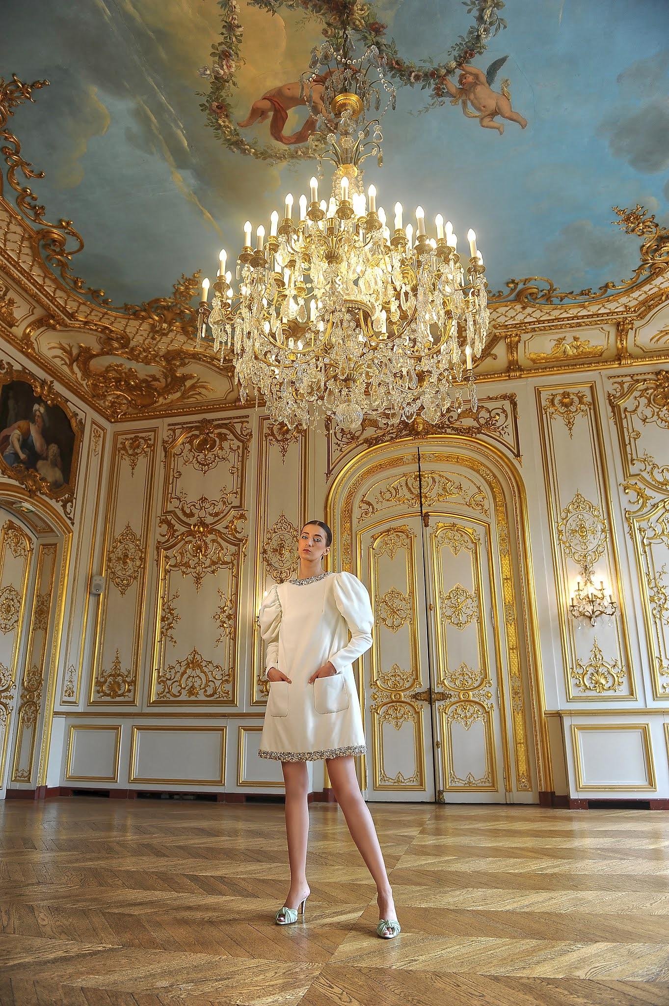 Najib Alioua collection Haute-Couture Automne-Hiver 2021-2022
