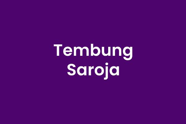 Tembung Saroja, Contoh Tembung Saroja Bahasa Jawa