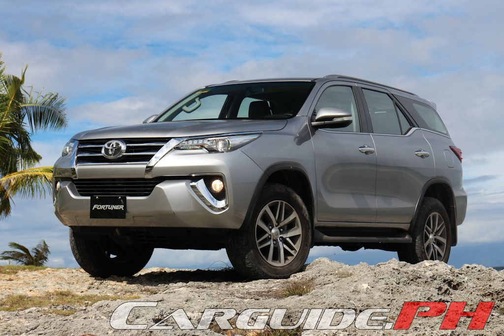 2016 Toyota Fortuner The Complete Philippine Specs Philippine Car News Car Reviews