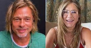 Jennifer Aniston y Brad Pitt siguen siendo una de las parejas preferidas de Hollywood