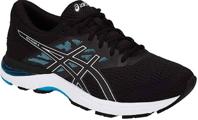 Asics Gel Flux 5 Black Running Shoes for Men