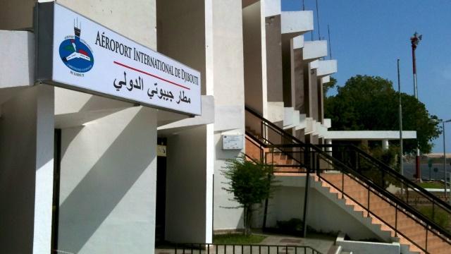 مطار جيبوتي أمبولي الدولي Djibouti–Ambouli International Airport