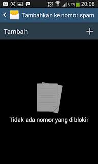 Cara Blokir Nomor Telepon di Hp Android Hermanbagus
