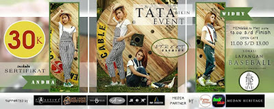 Event Medan Fotografi - Si Tata Bikin Event