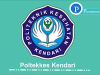 Pendaftaran Mahasiswa Baru Poltekkes Kendari TA 2019/2020