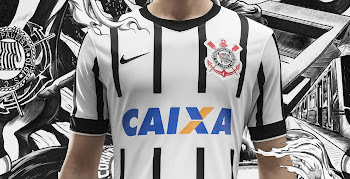 Nike Corinthians 14-15 Home and Away Kits Released f216a3559