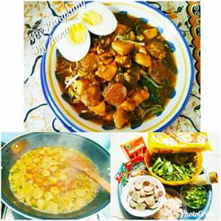 Resep Sayur Khas Betawi : Mie Kangkung