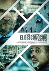 """Carátula del DVD: """"El desconocido"""""""