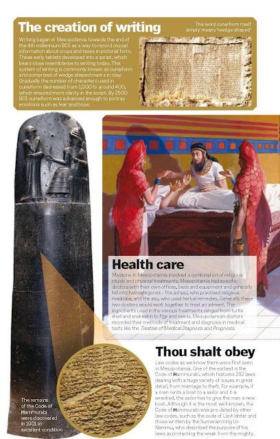 Seven ways Mesopotamia changed the world, Mesopotamian money,