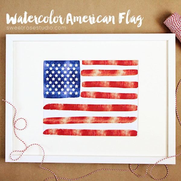 Free flag printable