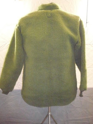 Danish Military-Fleece M / 84 back