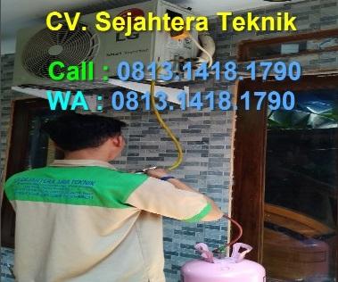 Jasa Service AC di KEBON BAWANG - TANJUNG PRIOK - Jakarta Utara