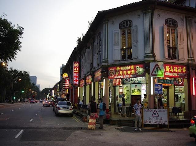 Mùa sale singapore 2020: Hãy để niềm vui ở đồi Dempsey