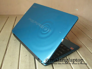 Jual Netbook Second Acer Aspireone 722 11,6 Inch
