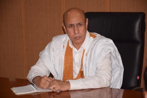 الرئيس ولد الشيخ الغزواني ينشئ حزبا جديدا داخل UPR